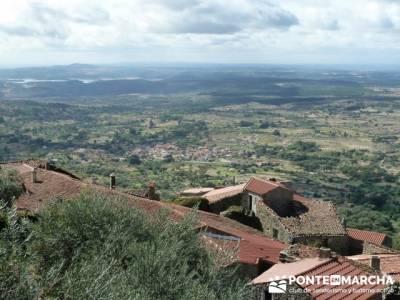 Parque Natural Naturtejo, senderismo en madrid grupos; ropa tecnica de montaña